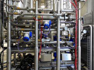 Traitement des eaux de refroidissement - France Organo Chimique