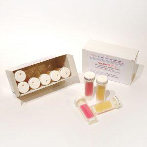 Microtest B, recherche des bactéries aérobies levures et levures